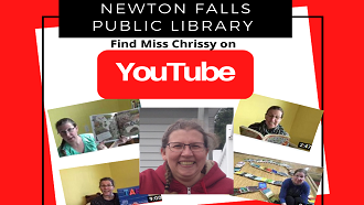 Newton Falls Public Library on you Tube